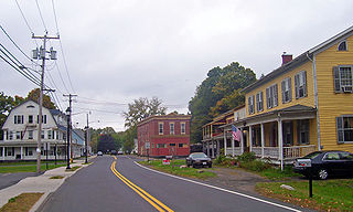 Napanoch, New York CDP in New York, United States