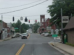 Downtown Wickliffe, KY