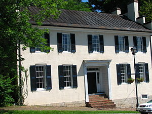 Dr. William H. Pitts House - Image: Dr. Pitts Home