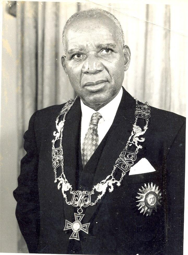 Dr HK Banda, first president of Malawi