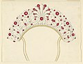 Drawing, Design for Jeweled Hair C, 1800–1850 (CH 18560791).jpg