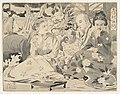 Drawing, International Tea Party, ca. 1867 (CH 18174847).jpg