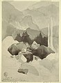 Drawing, Study, Ruxton, Colorado, June 7, 1901 (CH 18189943).jpg