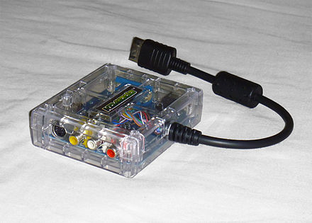 Dreamcast VGA - Wikiwand | Dreamcast Vga Schematic |  | Wikiwand