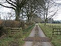 Drive, to Higher Luxton Farm - geograph.org.uk - 1184044.jpg