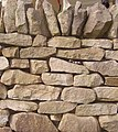 Dry stone wall in Carlton in Craven.JPG