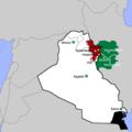 Dschaf-Kurden im Irak und Iran.png