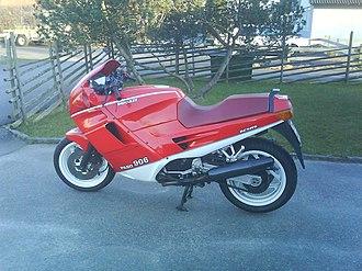 Ducati Paso - A 1989 Ducati 906 Paso