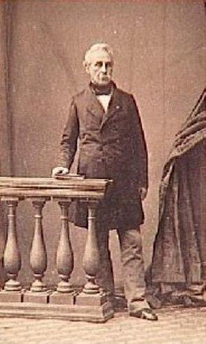 Jean-Ernest Ducos de La Hitte - Jean-Ernest Ducos de La Hitte (1789-1878).