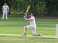 Dunmow CC v Brockley CC at Great Dunmow, Essex, England 48.jpg