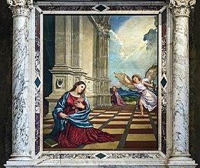 Malchiostro Annunciation