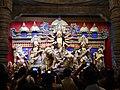 DurgaPuja2016 - Durga Idol of Sree Bhumi 04.jpg