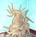 Durga statue is being made, Rangpur,Bangladesh.jpg