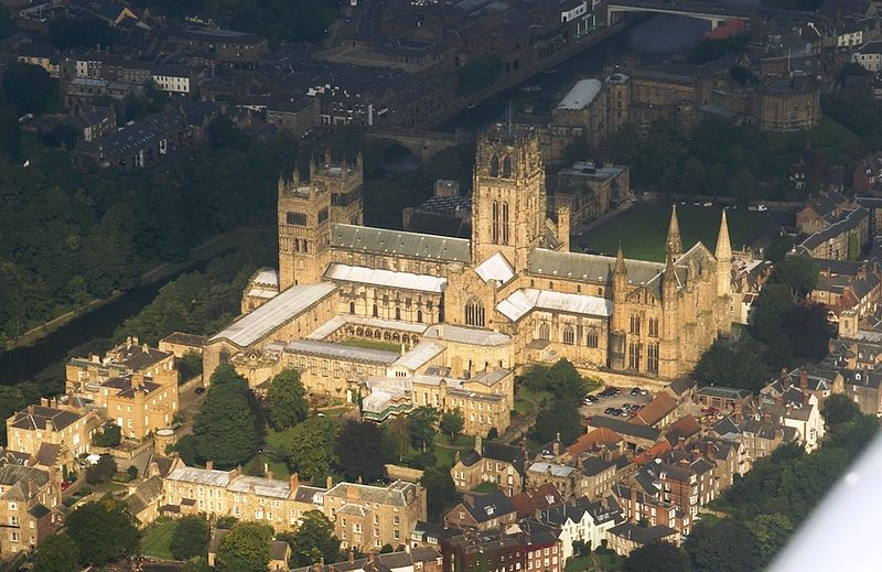 File:Durham Cathedral and Castle.jpg