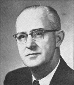 Durward Gorham Hall American politician