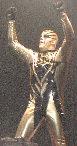 Goldust - Goldust in 2002.
