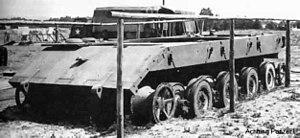 Panzerkampfwagen E-100 - E-100 Chassis