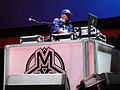 E3 2011 - Sony Media Event after party deejay (5810690393).jpg