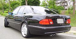 W210 Mercedes Benz E60 AMG US