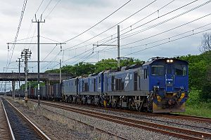South African Class 7E4 - Image: E7272
