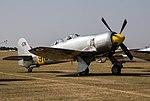 EGSU - Hawker Sea Fury T20 - G-CHFP WG655 (43048382115).jpg