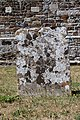 Early 18th century memorial, Sturminster Marshall churchyard.jpg