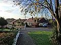 Early morning dog walk - geograph.org.uk - 1538854.jpg