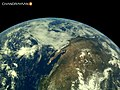 Earth's picture shot from from Chandrayaan 2 on-board LI4 Camera - 3.jpg