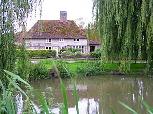 East Dean pond