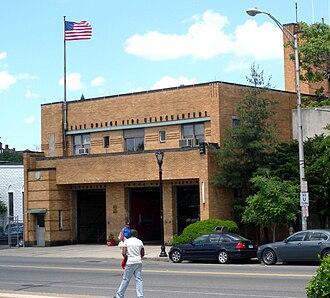 East Orange, New Jersey - East Orange Fire Headquarters