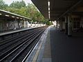 Eastcote station look east.JPG