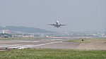 Easter Jet Boeing 737-86N HL8029 Taking off from Taipei Songshan Airport 20150314a.jpg