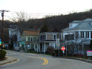Connecticut Route 82 - Route 82 in East Haddam