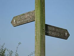Ebor Way Sign Eccup 2016.jpg
