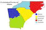 Ecclesiastical Province of Atlanta map.png