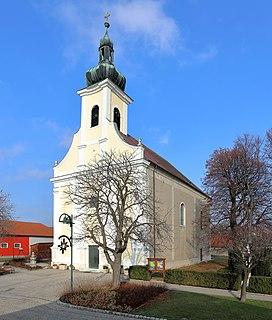 Edelstal Place in Burgenland, Austria
