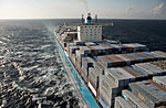 Edith Maersk in Hong Kong (6953631246).jpg