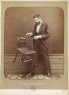 Psychokinesis - Wikipedia