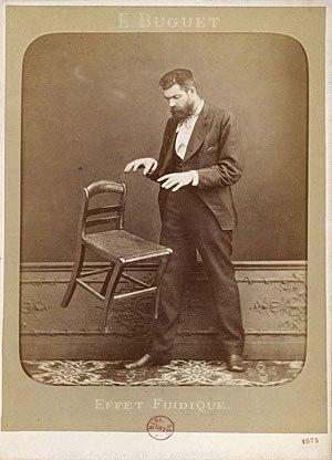 Édouard Isidore Buguet - Image: Edouard Isidore Buguet PK spirit photographer