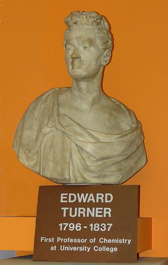 Edward Turner (chemist) - Edward Turner chemist