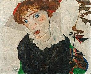 Portrait of Wally Neuzil