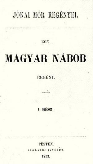 Egy magyar nábob cover