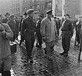 Eisenhower arriveert te Rotterdam om het commando over Canadese troepen die met , Bestanddeelnr 904-8596.jpg