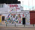 El Cabanyal és patrimoni valencià, mural.JPG