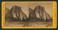 El Capitan, 3300 feet high. View from the west, by E. & H.T. Anthony (Firm).png