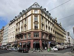 Münchener Straße in Frankfurt am Main
