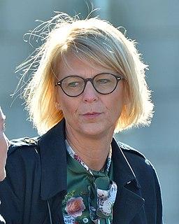 Elisabeth Svantesson Swedish politician of the Moderate Party