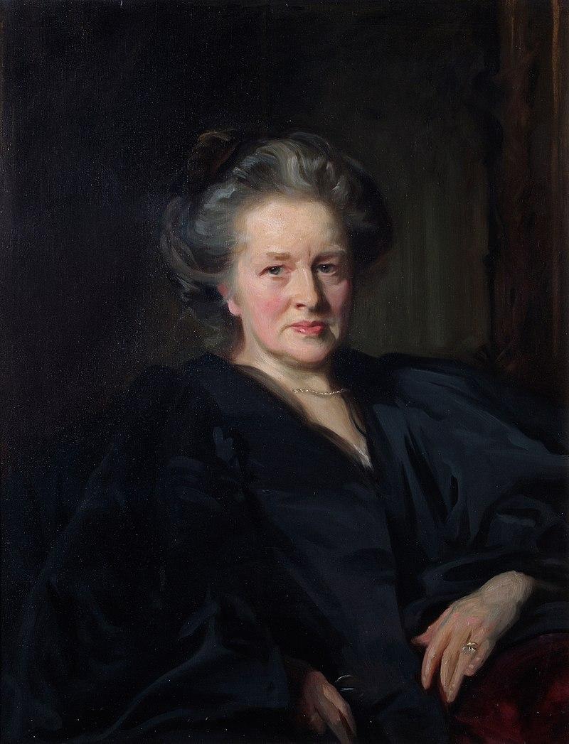 Elizabeth Garrett Anderson (1900 painting after John Singer Sargent).jpg