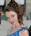 Elodie Guézou à la Fashion Week 2013.jpg
