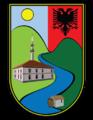Emblem of town Čegrane.png